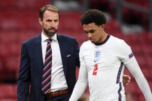 """ล้างอายได้สำเร็จ """"เซาธ์เกต"""" 5 หลักสำคัญอังกฤษ เขี่ย เยอรมนี ไม่เข้ารอบ16ทีมยูโร"""